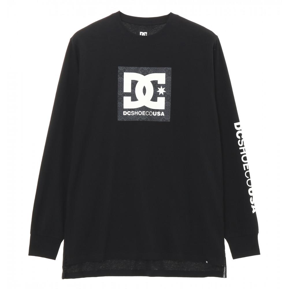 メンズ ロゴ 長袖 Tシャツ 19 PAISLEY LS