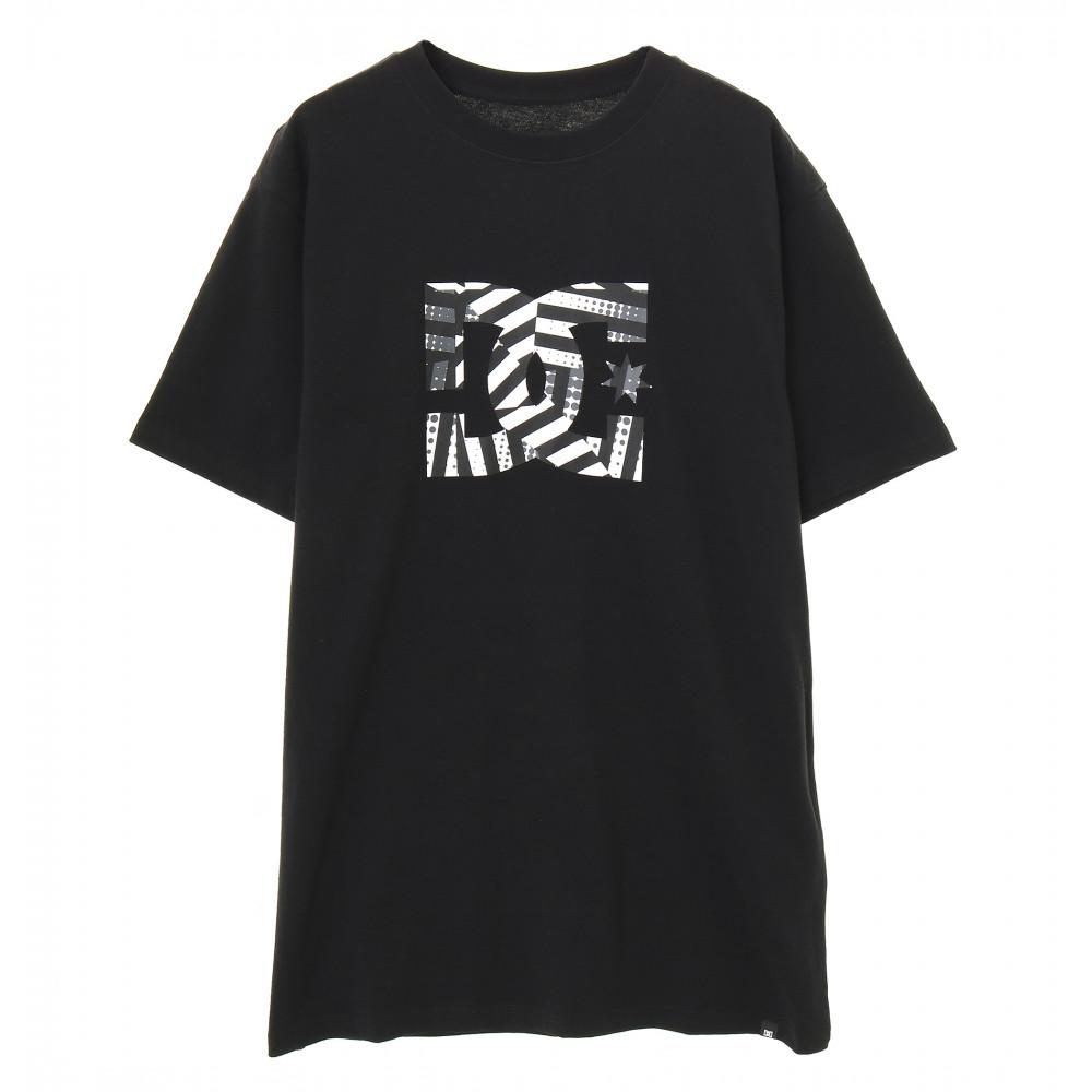 メンズ ロゴ 半袖 Tシャツ 19 PRINT STAR SS