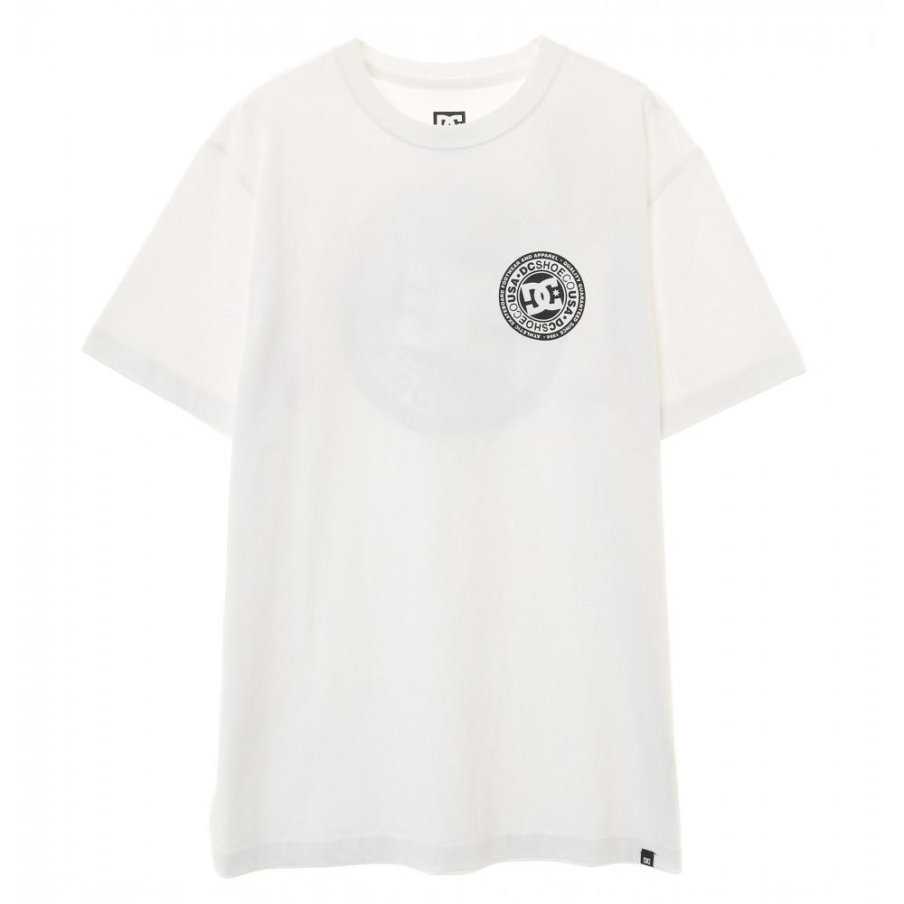 メンズ ロゴ 半袖 Tシャツ 19 CIRCLESTAR SS