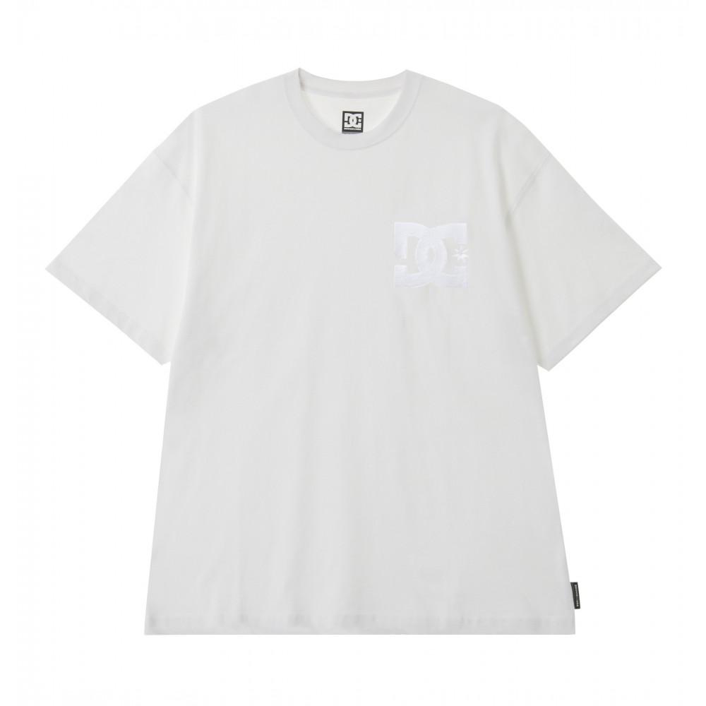 メンズ Tシャツ 半袖 ワイドシルエット 20 FLATEMB SS