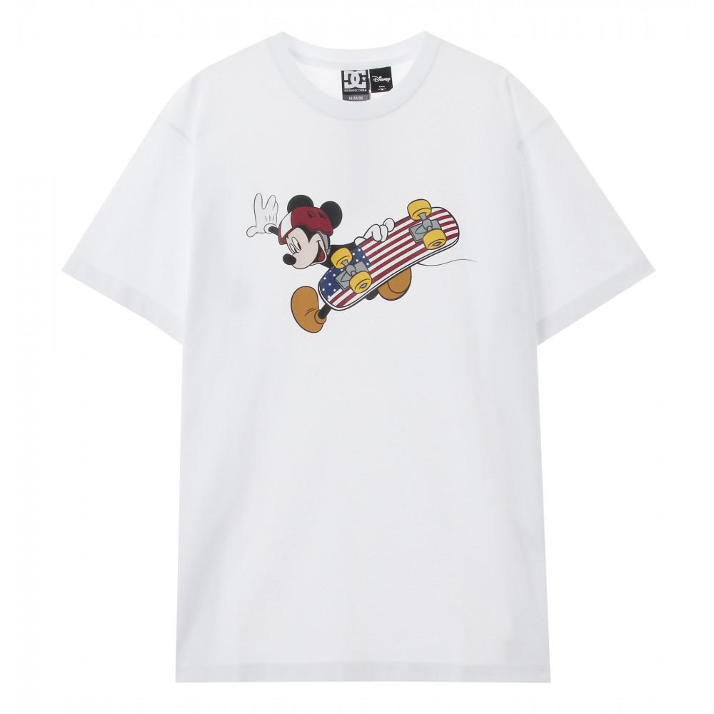 ディズニー メンズ Tシャツ 半袖 レギュラーシルエット 20 DISNEY MICKEY ORG SS