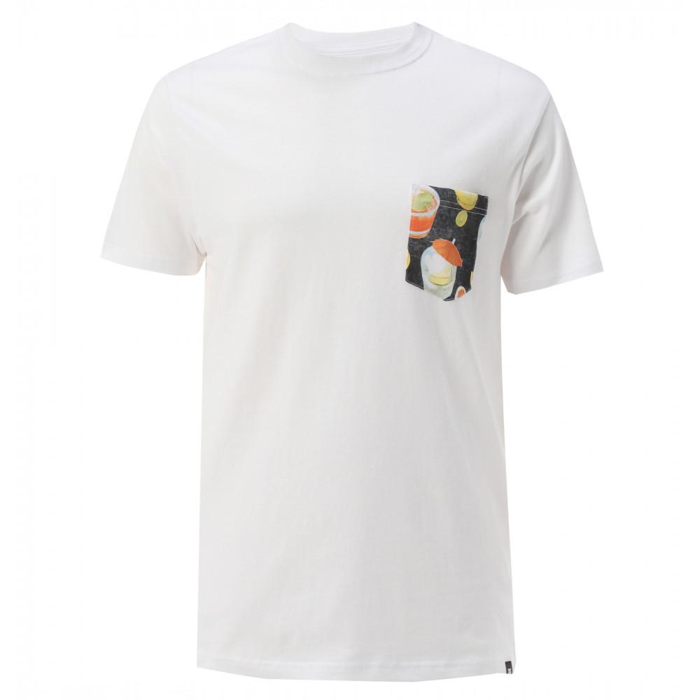 ポケットグラフィックTシャツ