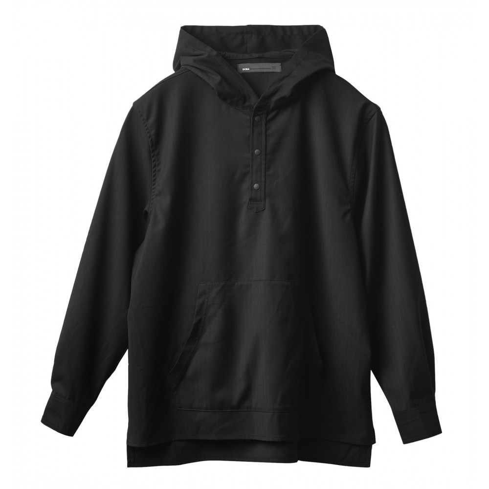 19 DCBA HOODED SHIRT