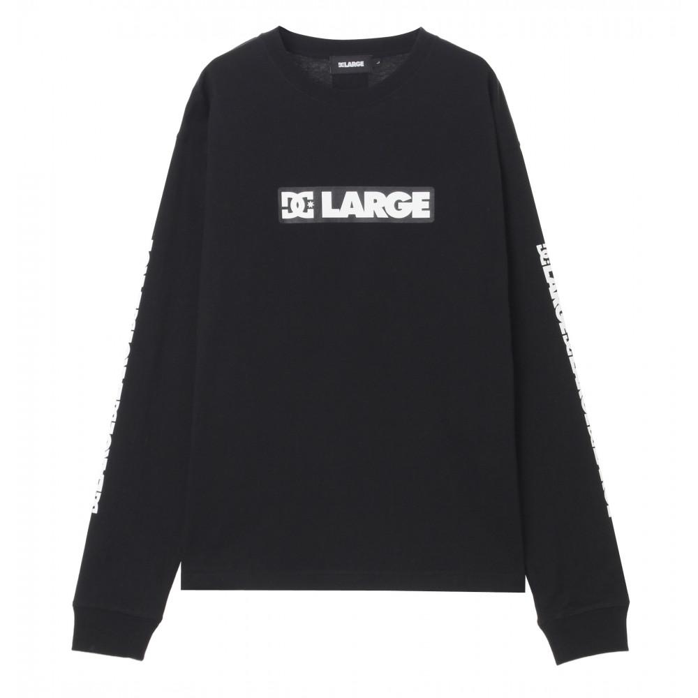 DC x XLARGE LS TEE