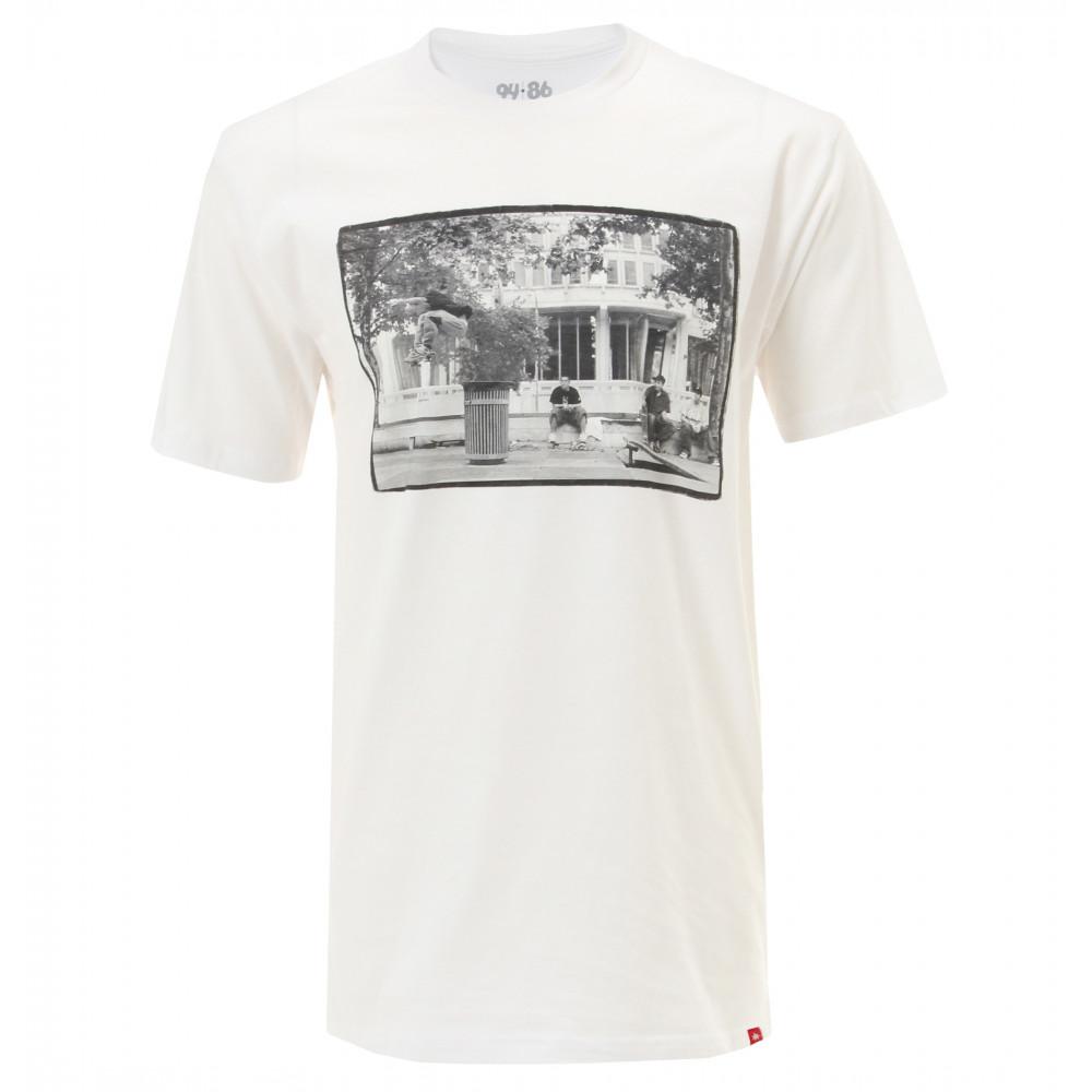 SLAM CITY コラボ フォトプリントTシャツ