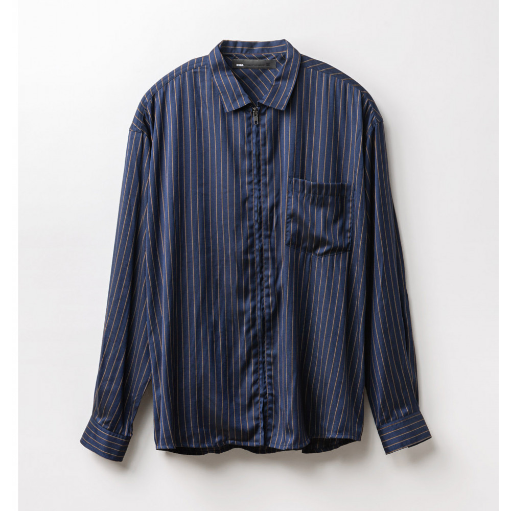 【OUTLET】20 DCBA STRIPE LS SHIRT