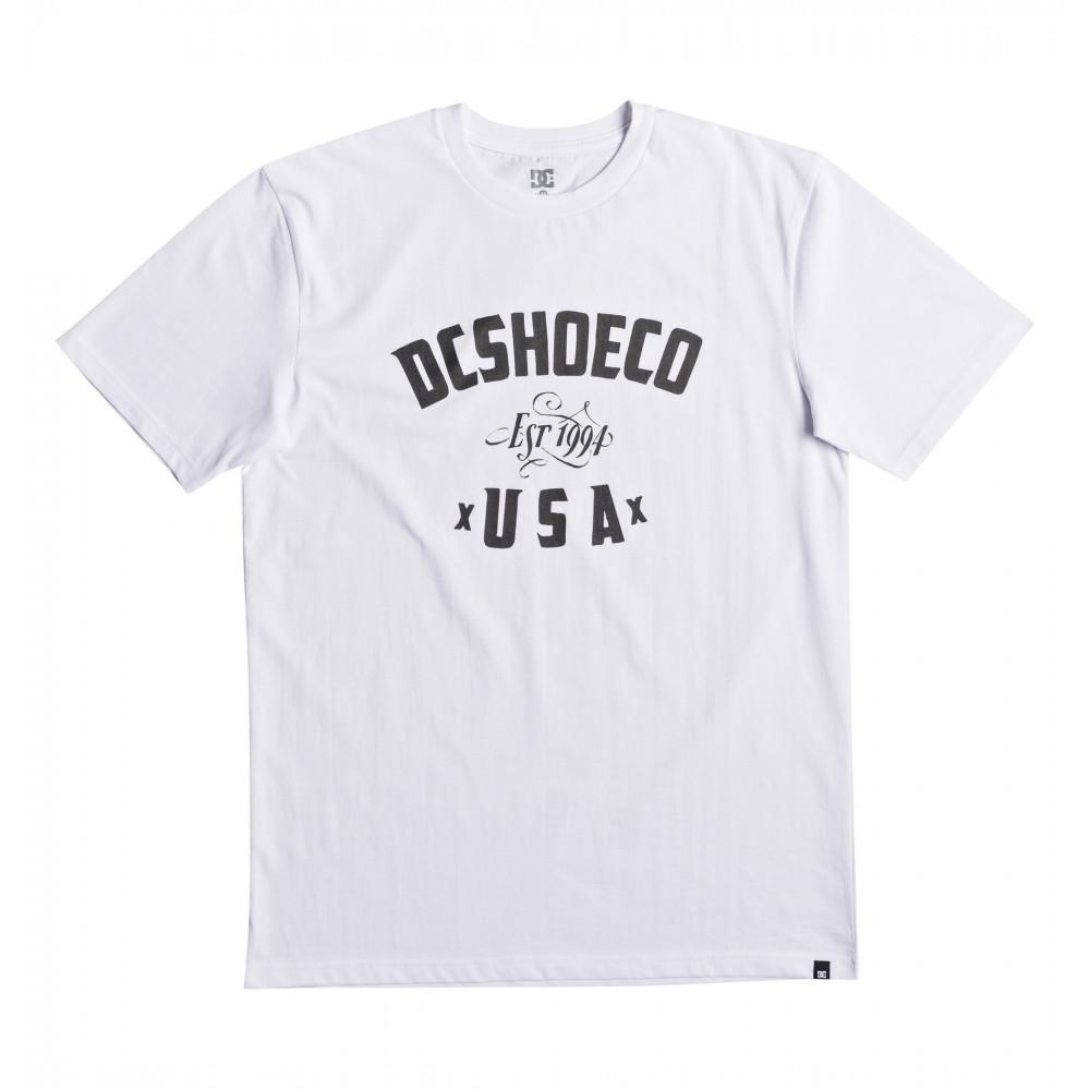 ロゴTシャツ DC FUSTY SS