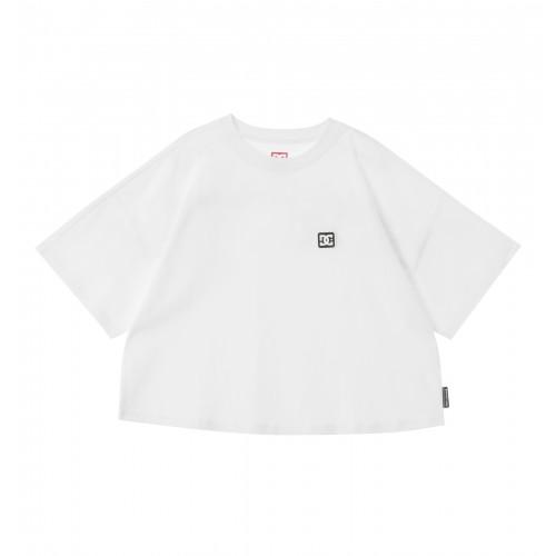 ウィメンズ Tシャツ 半袖 ワイドシルエット バックプリント 20 WS BACKLOGO SS