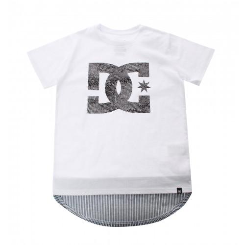 キッズ /セミワイドシルエット Tシャツ(100-160)
