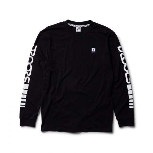 DR FLARE 43 LS TEE
